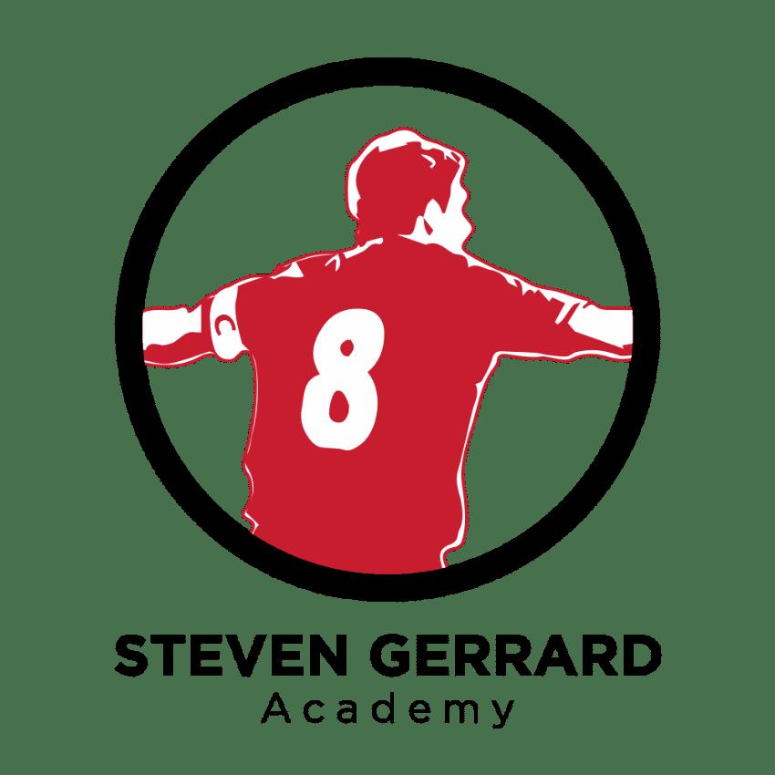 Steven Gerrard Academy Logo PNG